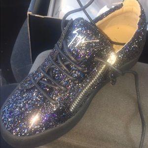 Giusepee Zanotti Girl Shoe Size 6.5